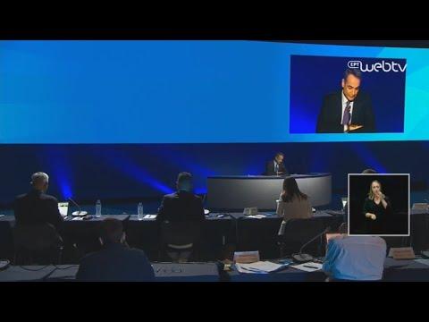 Συν. Τύπου Κ.Μητσοτάκη : ερώτηση αφορά την κατάσταση στα ΚΥΤ και το προσφυγικό