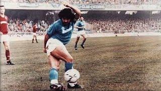 Die besten Pässe des Diego Maradona