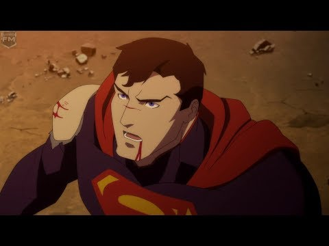 Superman vs Doomsday [Part 1] | The Death of Superman