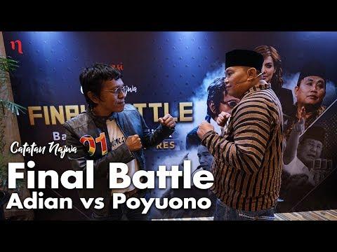Download Video Nobar Debat Pilpres: Bawa Asyik Politik - Final Battle Adian vs Poyuono (Part 1) | Catatan Najwa