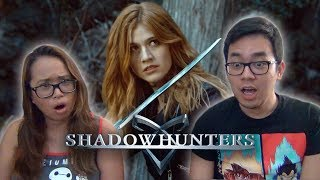 Shadowhunters Season 2 Episode 16 2x16 S2Ep16 Reaction Lake Lyn Simon and Maia First Date Ithuriel Appears Review. Mortal Instruments by Cassandra Clare and FreeformPlease SHARE and SUBSCRIBE for more! Follow the Ray & Danii TWITTER Page https://twitter.com/RaynDaniiTVAnd on FACEBOOKhttps://facebook.com/RaynDaniiTV~FOLLOW THE FAM~RayInstagram: http://instagram.com/RayKenseiTwitter: http://twitter.com/RayKenseiDaniiInstagram: http://instagram.com/DaniiHerondaleTwitter: http://twitter.com/DaniiHerondalePREVIOUS VIDEOS:Shadowhunters 2x16 Reactionhttps://youtu.be/nK_guFD2OG0Dragon Ball Super English Dub Episode 25 Reactionhttps://youtu.be/PrTN7r0KK5YGame of Thrones Season 7 Episode 1 Reactionhttps://youtu.be/g4EbMZF30igShadowhunters 2x15 Problem of Memory Reactionhttps://youtu.be/UkX8c9OPFnwDragon Ball Super English Dub Episode 24 Reactionhttps://youtu.be/TnPYrkPf4-8Spider-Man Homecoming Movie Review https://youtu.be/m-w-5QLKPfQThe Foreigner Official Trailer Reactionhttps://youtu.be/Su4ZSpypLxQShadowhunters 2x14 The Fair Folk Reactionhttps://youtu.be/6nYe_suzgNkDragon Ball Super English Dub Episode 23 Reactionhttps://youtu.be/feb6AtERZaEShadowhunters Season 2 Episode 13 Reactionhttps://youtu.be/TeaSm4NUf1w-------------------------------------------------------------------No Copyright Infringement IntendedShadowhunters is a show on Freeform based on The Mortal Instruments book series written by Cassandra Clare. Video footage of Shadowhunters belongs to Freeform. All credit and rights for Shadowhunters goes to the rightful owner(s).The members of NerdInsider are not affiliated with this company--------------------------------------------------------------------