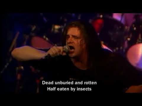 Cannibal Corpse Live Cannibalism FULL DVD WITH LYRICS