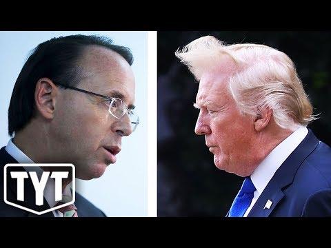 Rosenstein: I'll Spy On Trump