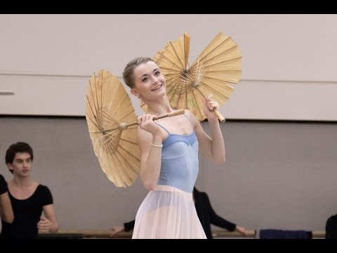 Watch: Anna Rose O'Sullivan on her debut in <em>The Nutcracker</em>