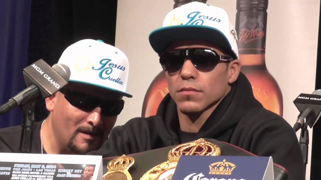 ishe smith vs david press conference EsNews Boxing