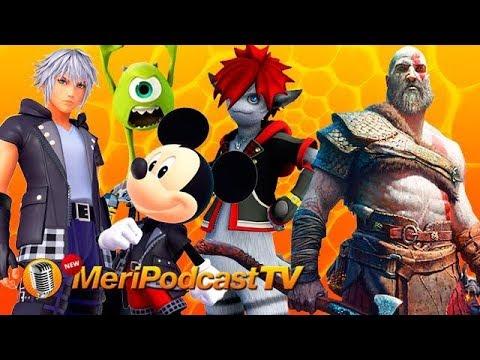 NEW MeriPodcast 11x20: Todo sobre Kingdom Hearts 3