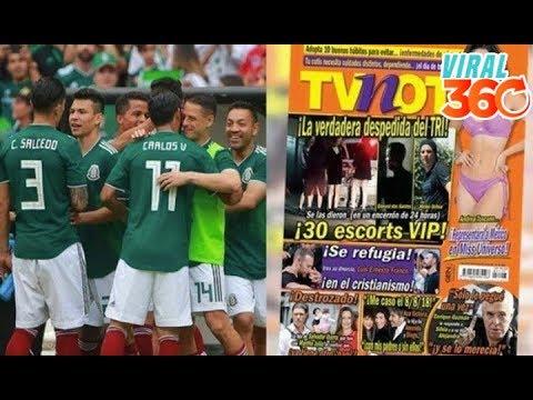 Futbolistas de la selección mexicana se fueron de fiesta con mujeres (VÍDEO)