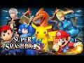 Meu Jogo Favorito Super Smash Bros Wii U