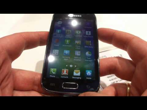 Samsung Galaxy Ace 2 - hands on