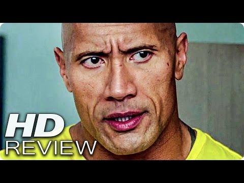 CENTRAL INTELLIGENCE Kritik Review & Trailer Deutsch German (2016)