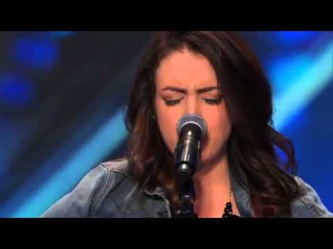 Anna Clendening - Audition (America's Got Talent 2014)