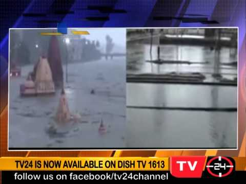 Video Temples in Ujjain submerged due to heavy rain download in MP3, 3GP, MP4, WEBM, AVI, FLV January 2017