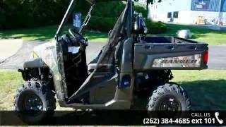 8. 2017 Polaris RANGER XP 1000 EPS Hunter Edition Pursuit Ca...