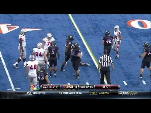 Jamar Taylor vs UNLV 2012 video.