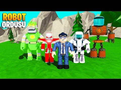 🤖 Robot Fabrikamızı Kuruyoruz! 🤖 | Robot Inc. | Roblox Türkçe