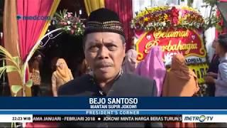 Video President's Corner - Mantan Sopir Terkejut Jokowi Hadiri Pernikahan Putrinya MP3, 3GP, MP4, WEBM, AVI, FLV Agustus 2018