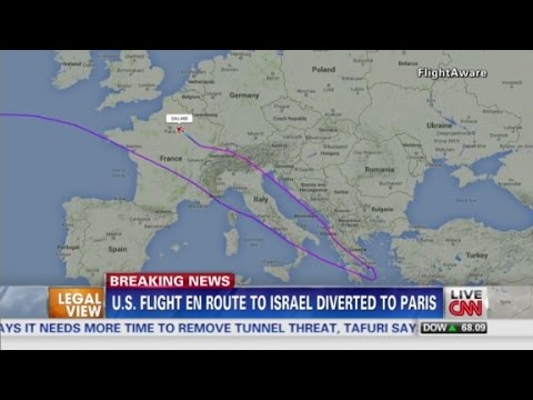 israel - Several U.S. airlines suspended flights to Israel over security concerns.