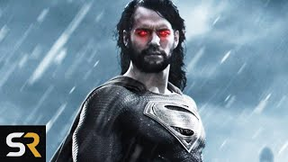 The Snyder Cut Will Finally Feature A Darker Superman by Screen Rant
