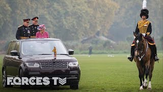 Video Getting Your Horse Ready For The Queen | Forces TV MP3, 3GP, MP4, WEBM, AVI, FLV November 2017