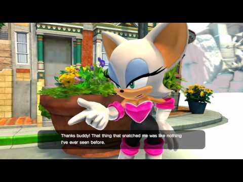 Sonic Generations - Part 4 [RAW}