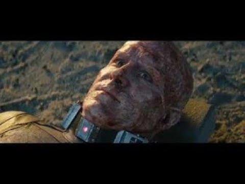 Deadpool Vs Cable final fight   Deadpool 2 X Force Battle Scene From Deadpool 2