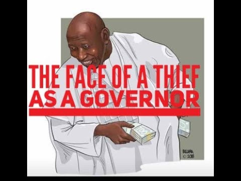 Part 4 Of Kano State Governor Now known As GanDollar Shamelessly Collecting Bribe Money