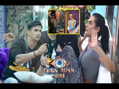 Bigg Boss 9 | Prince & Mandana HUGE FIGHT & New En