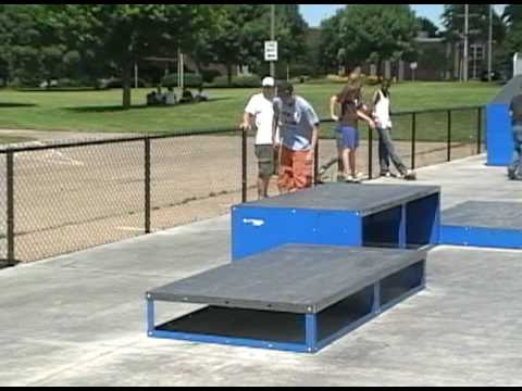 O`Neil Sk8 Jam 09 - B Town Throw Down !