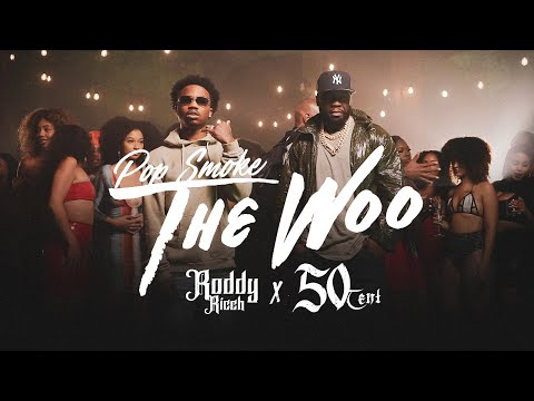 """Pop Smoke Feat. 50 Cent & Roddy Ricch - """"The Woo"""" (Official Uncensored Music Video)"""