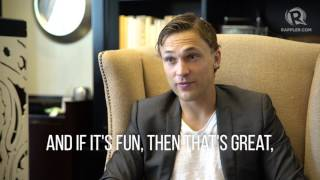 Nonton William Moseley on crowdfunding and 'Carrie Pilby' Film Subtitle Indonesia Streaming Movie Download