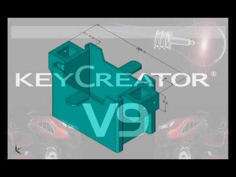 La version 9 de Kubotek Key Creator : la cotation pilote la 3D