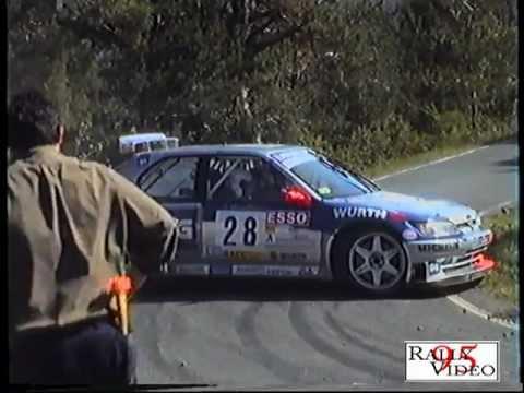 34º rallye de catalunya - costa brava 1998