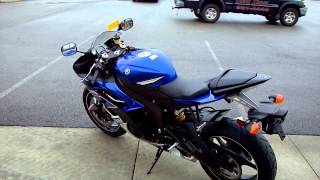 9. 2013 YAMAHA R6 YZF-R6 IN TEAM COLORS