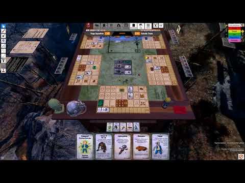 Dread's stream | Tabletop Simulator часть 1 | 15.01.2018