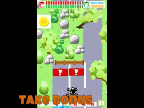 Video of A-Kart Paperboy : Runner Game