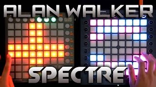 Video Alan Walker - Spectre [Dual Launchpad Edition] MP3, 3GP, MP4, WEBM, AVI, FLV November 2017
