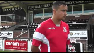 INTERVIEW: Aaron Carter goalkeeping coach CPLFC.TV's Matt Hall catches up with goalkeeping coach Aaron Carter. Thanks to ...