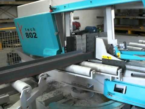K-TECH 802 F 6000 Bandsaw