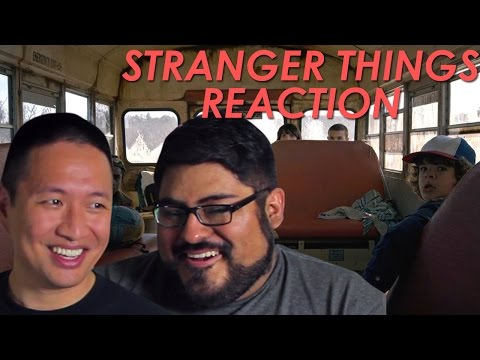 Stranger Things Episode 7 Reaction and Review 'The Bathtub'