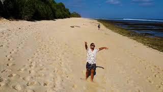 Poppin DS – Bali island nyang nyang beach