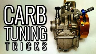 9. HOW TO TUNE YOUR CARB | Carburetor Tuning Tips And Tricks! | 2/4 STROKE TUNING