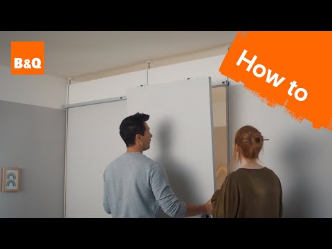 How to install your GoodHome alara sliding doors
