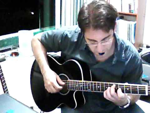 G mayor Acoustic Guitar notes – Jorge Latuff