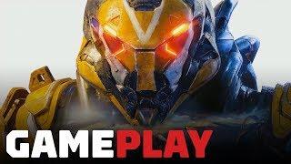 Video 45 Minutes of New Anthem Gameplay (November 2018) MP3, 3GP, MP4, WEBM, AVI, FLV Desember 2018
