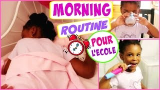 Video MORNING ROUTINE POUR L'ECOLE / FOURNITURES SCOLAIRES, Back to school 2016 MP3, 3GP, MP4, WEBM, AVI, FLV Agustus 2017