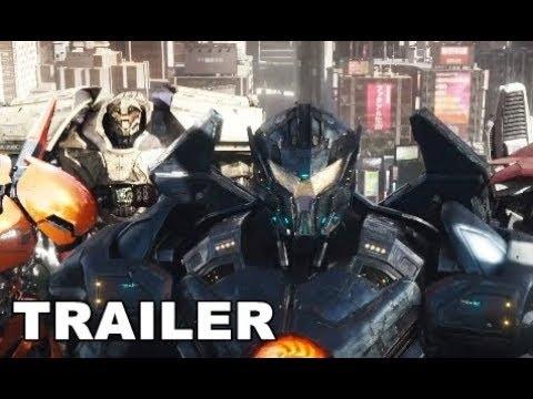 Titanes Del Pacífico 2: La Insurrección - Trailer Español Latino 2018