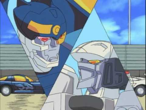 robots in disguise - Episode 2 An Explosive Situation.