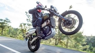 1. 2019 Triumph Scrambler 1200 XC And XE First Ride Review