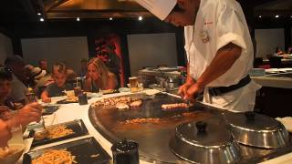Video teppan edo chef making dinner MP3, 3GP, MP4, WEBM, AVI, FLV April 2019