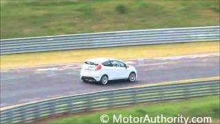 2013 Ford Fiesta ST Spy Video